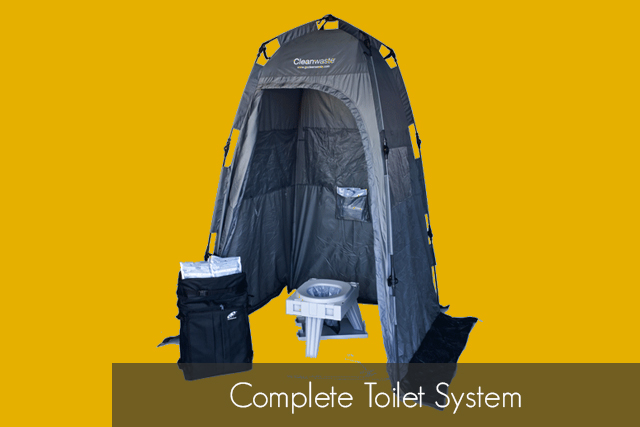 Complete Toilet System