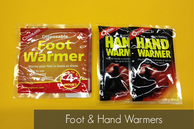 Foot and Hand Warmers
